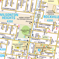 Map Of Toowoomba Map of Toowoomba City, QLD 4350   Census Demographics   Melway